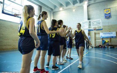 Victoria de nuestras chicas en la Copa Colegial