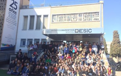Jornada preuniversitaria 1º Bachillerato