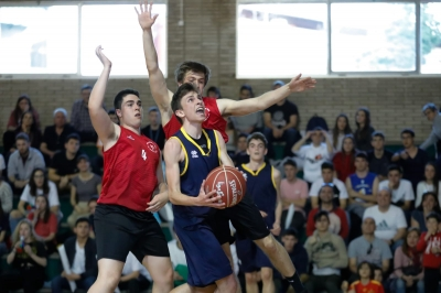 «Walking the wire», la película de la Gran Final masculina de la Copa Colegial de Baloncesto