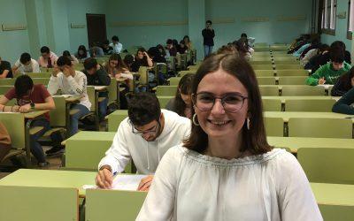 Participamos en la Olimpiada de Biología de Aragón