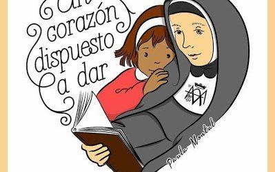 Hoy celebramos a santa Paula Montal, fundadora de las MM. Escolapias