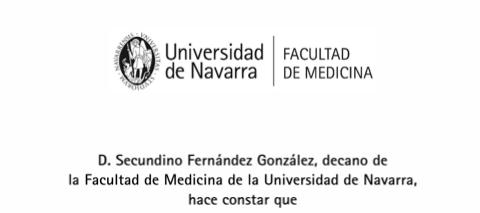 Tercer puesto en el concurso nacional «Clinical Case Competition» de la Universidad de Navarra