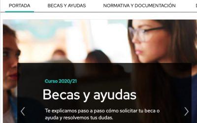 ABIERTO EL PLAZO DE SOLICITUD DE BECAS DEL MINISTERIO DE EDUCACIÓN.