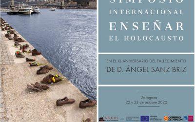 Simposio internacional: «Enseñar el Holocausto»